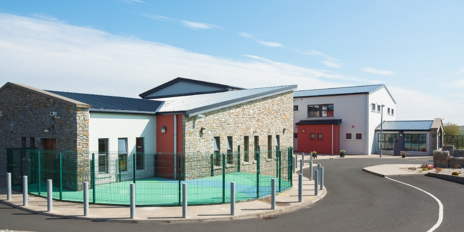 New Community and Enterprise Centre, Termon