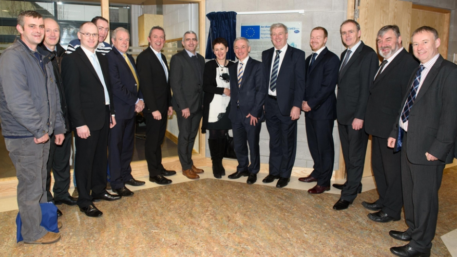 Official Opening of the North West Regional Science Park, CoLab, LYIT