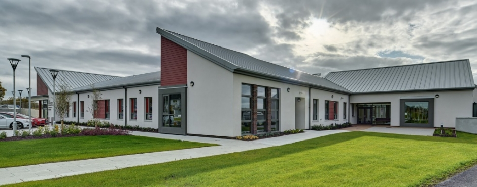 Sligo University Hospital – New Acute Mental Health Unit